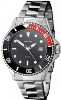 Sekonda 3078 Gents Quartz Analogue Date Stainless Steel 50m Watch